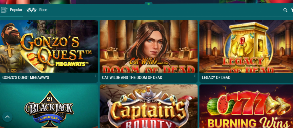 22bet slots, 22bet casino review