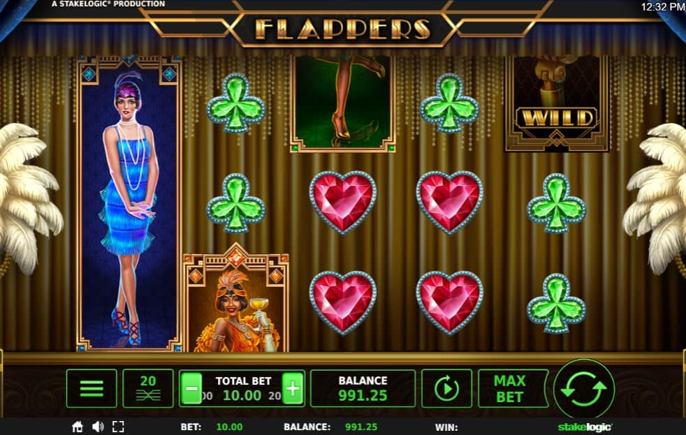 flappers slot game