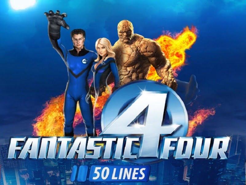 Fantastic Four slot