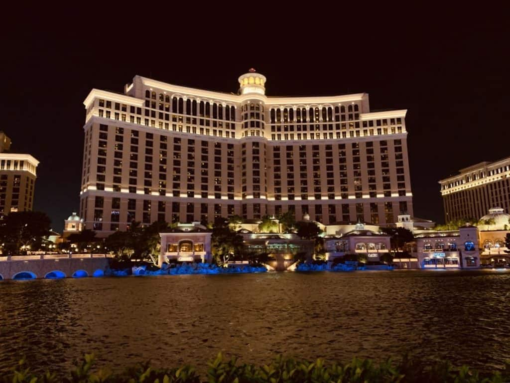 bellagio casino resort