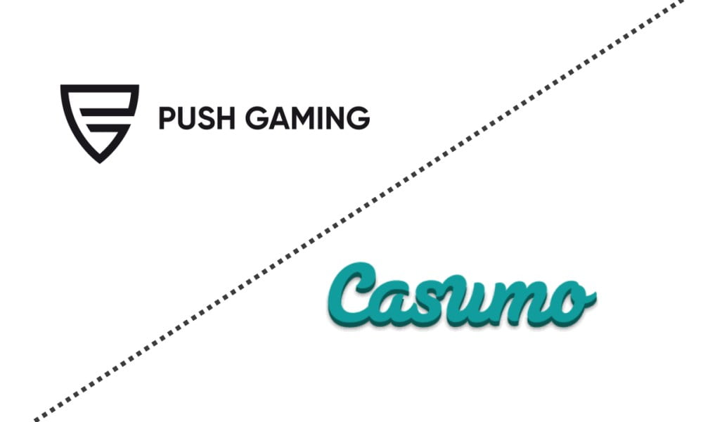 Push gaming and Casumo casino