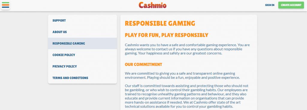 Cashimo Casino