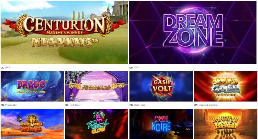 Bonzo Spins Casino Games