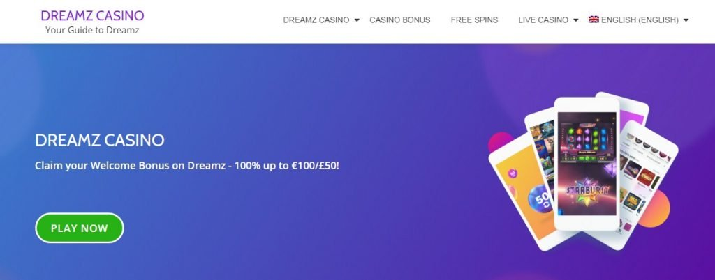 Dremaz casino bonus