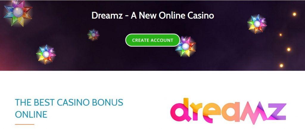 Dreamz online casino
