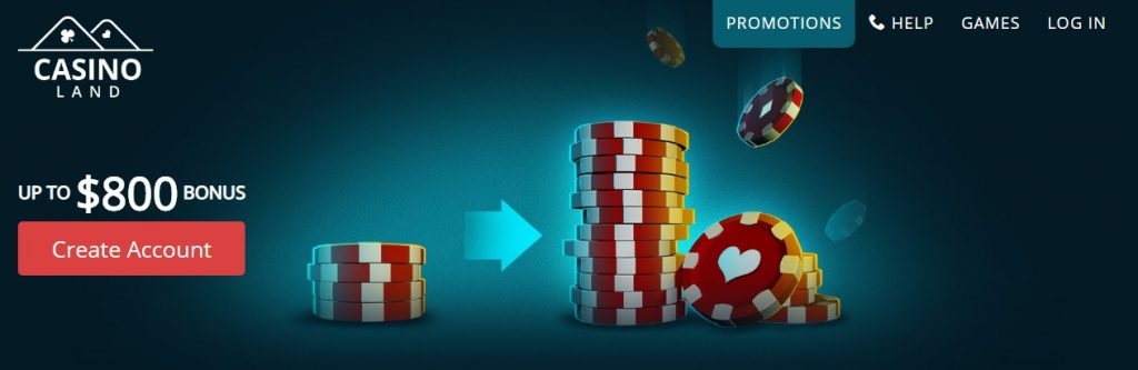 casinoland casino promotions