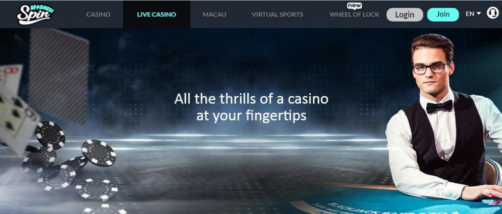 spinmadness casino