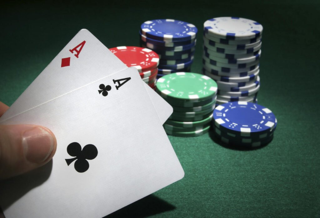 Starting Hands in Texas Hold´em